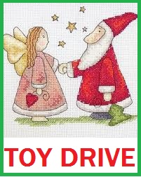 The Angels Christmas Toy Drive 2016