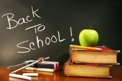 Back to School Help 2018