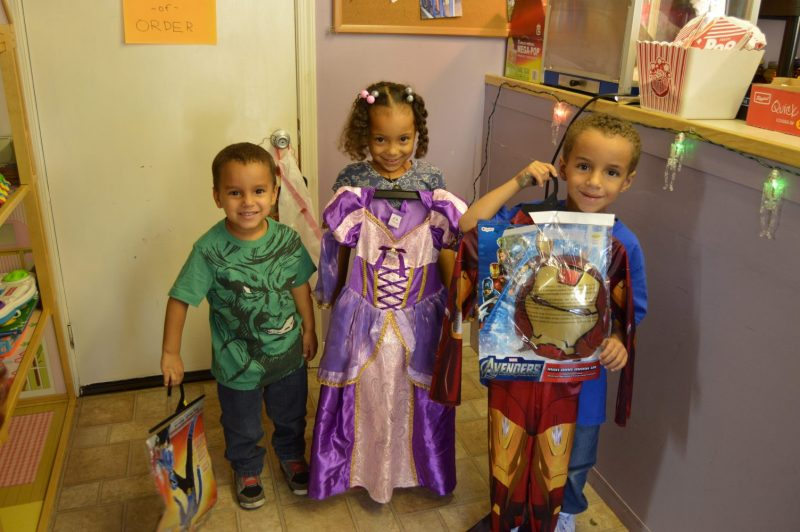 Halloween Costume Donations