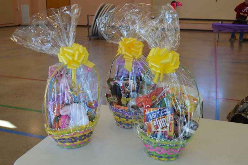 Easter Basket Sign Up For Families In Need