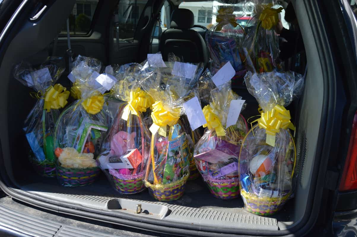Easter Basket Sign Up For Agencies, Non-Profits, Organizations 2019