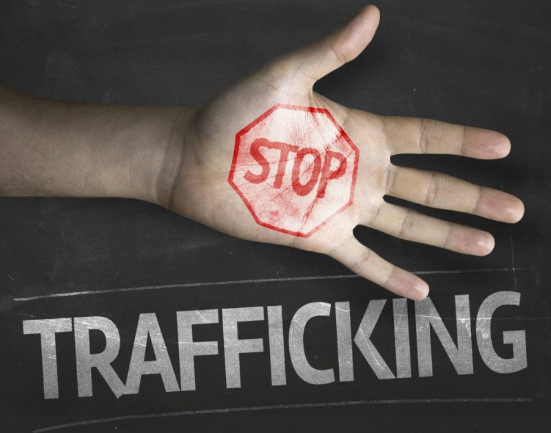 Human Trafficking Awareness Event 01/23