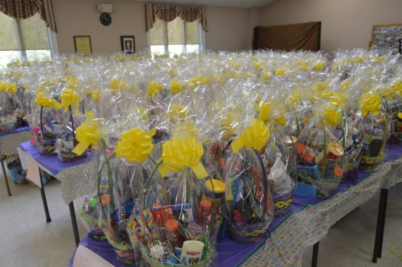 Veteran Easter Basket Sign up 2019